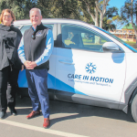 Community Care and Transport's New Wheels